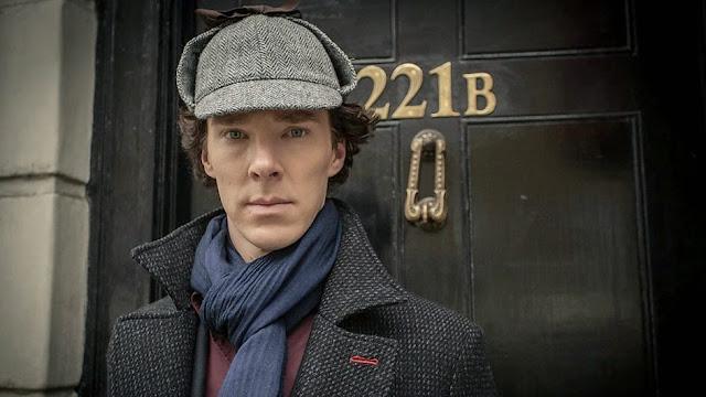 Sherlock Holmes ganha uma versão adaptada aos tempos modernos na BBC. (Foto: BBC/divulgação)