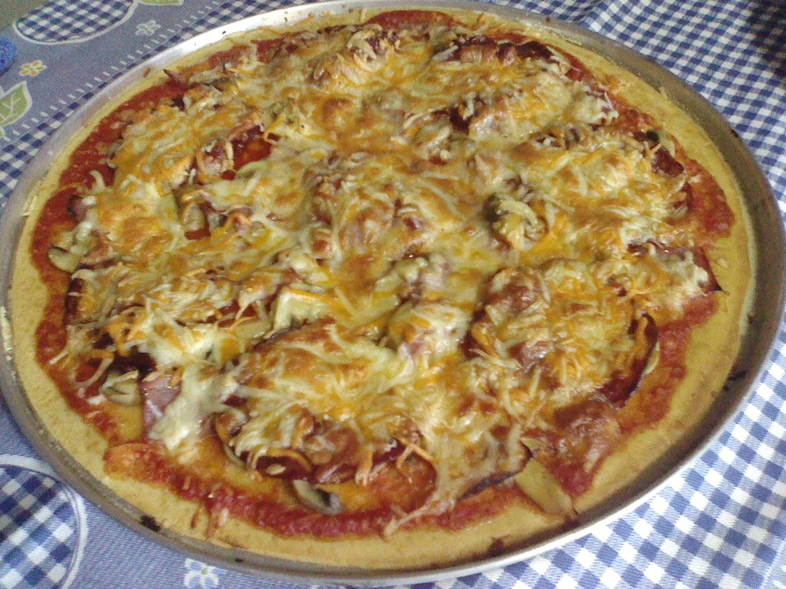 Massa de piza