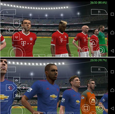PES Galaxy V4 Euro Cup + KitServer Android
