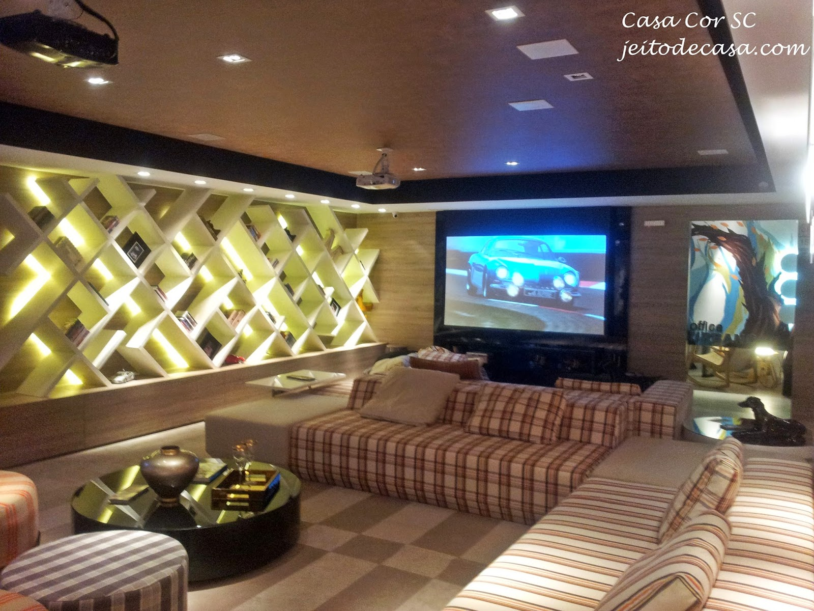 home theater msotra decoracao