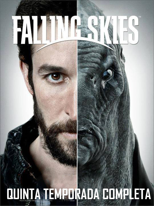 Falling Skies 5ª Temporada Torrent - WEB-DL 720p Dual Áudio