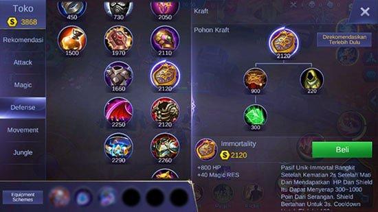 Tips Alice Mobile Legends + Build Item Terbaik