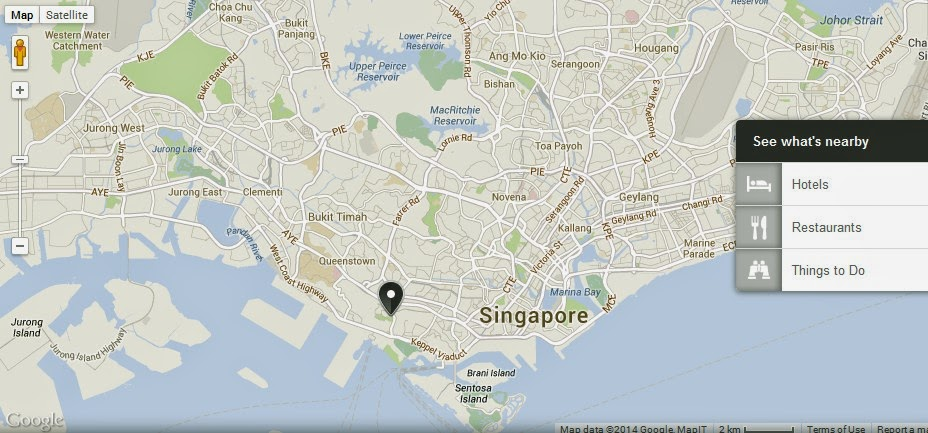 Hort Park Singapore Location Map,Location Map of Hort Park Singapore,Hort Park Singapore accommodation destinations attractions hotels map reviews photos pictures