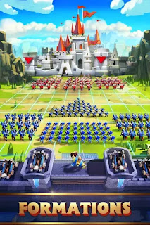 Game Strategi Android Terbaik Lords Mobile