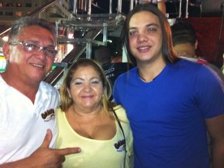 TSE suspende cassação de mandato de mãe do cantor Wesley Safadão