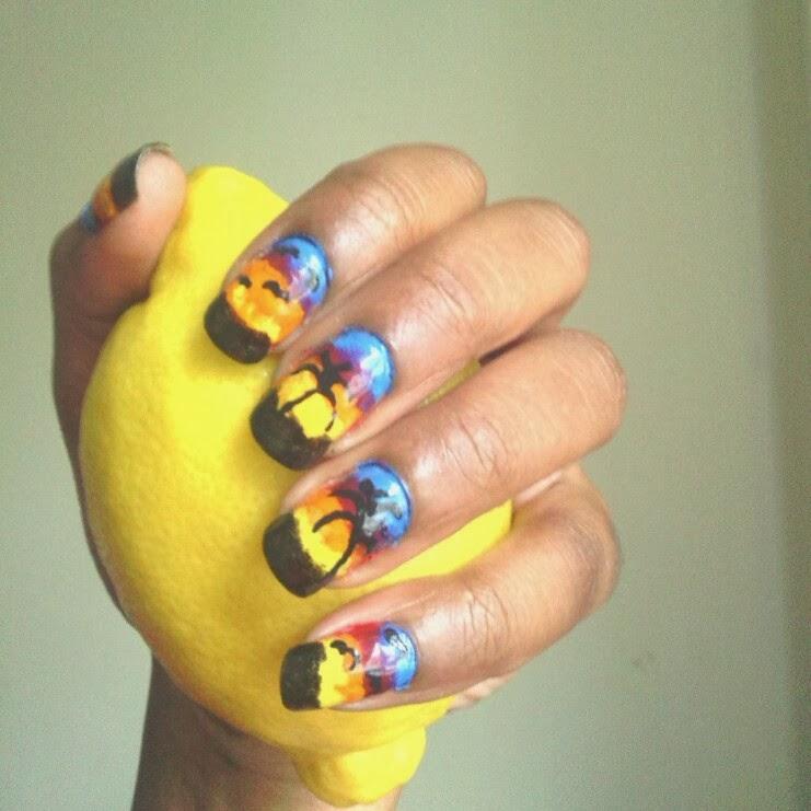 Free Download Hd Wallpapers Beautiful Nail Art Designs Hd