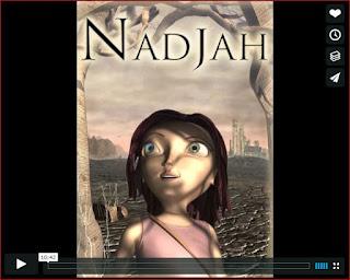 Nadjah. Corto de animación