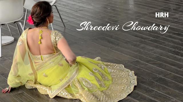 Shreedevi chowdary wiki pics