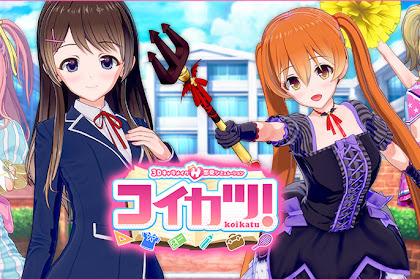 Download Game PC Koikatu Full + DLCs