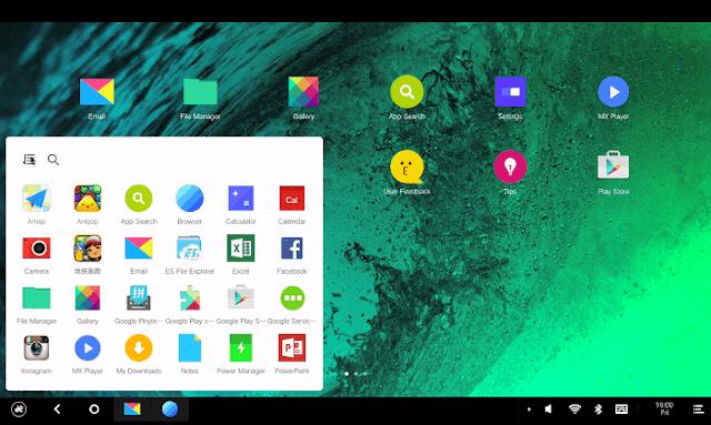 cara dual boot android untuk windows 7 8 10