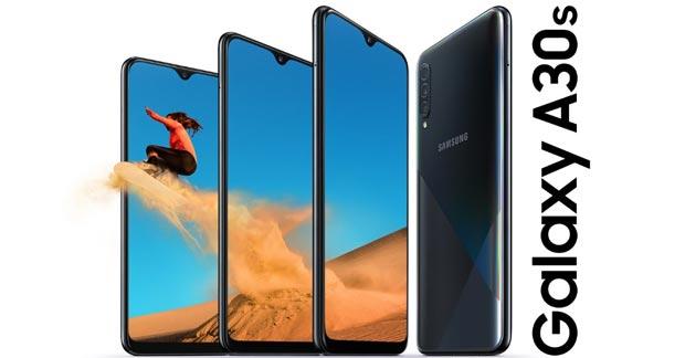 Samsung Galaxy A30s Fitur