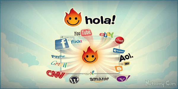 تطبيق-VPN-Hola