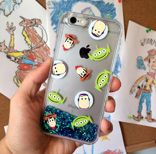 disney pixar toy story iphone 6 case
