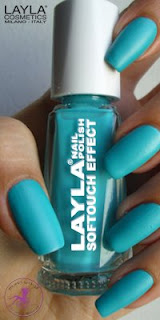 SMALTO LAYLA SOFTOUCH EFFECT 09 - AQUA ZEN