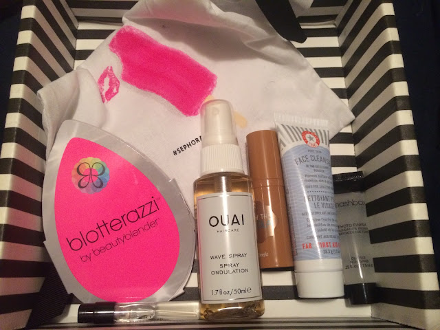 Play by Sephora July 2016 box review