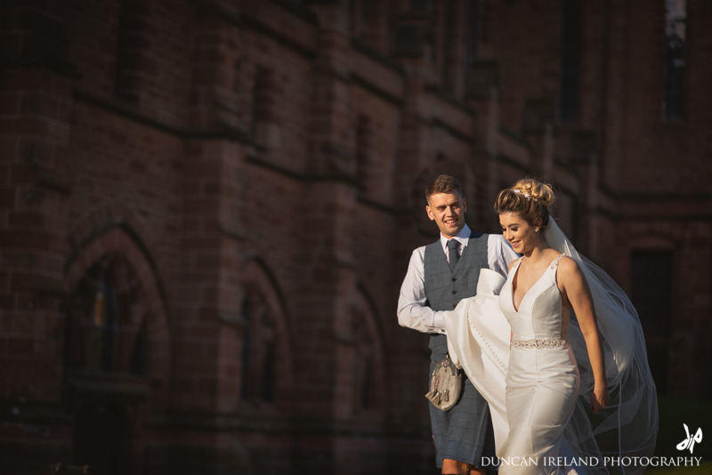 Dumfries Crichton Wedding Photography Dumfries