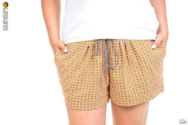 Shorts nähen Jenna