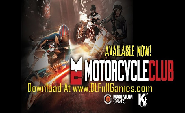 Motorcycle Club For PC Free Download