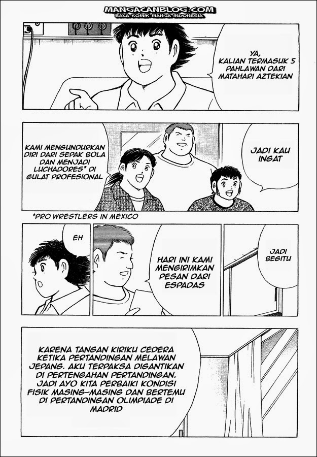 Captain Tsubasa – Rising Sun Chapter 09-19