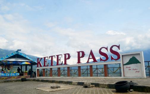 Harga Tiket, Lokasi dan Alamat Ketep Pass via Google Maps