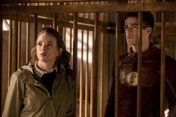 The Flash - Episode 3.13 - Attack on Gorilla City - Promos, Sneak Peek, Inside the Episode, Poster, Promotional Photos & Press Release