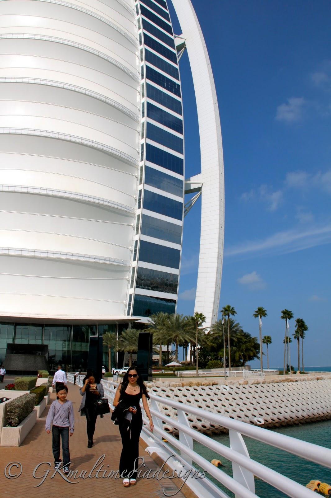 Anything Under The Sun Burj Al Arab A Seven Star Hotel