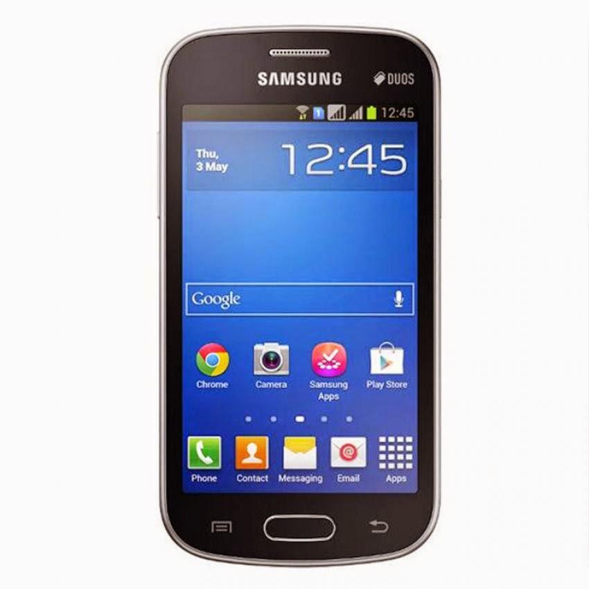 Spesifikasi Dan Harga Baru Samsung Galaxy Star Plus GT-S7262