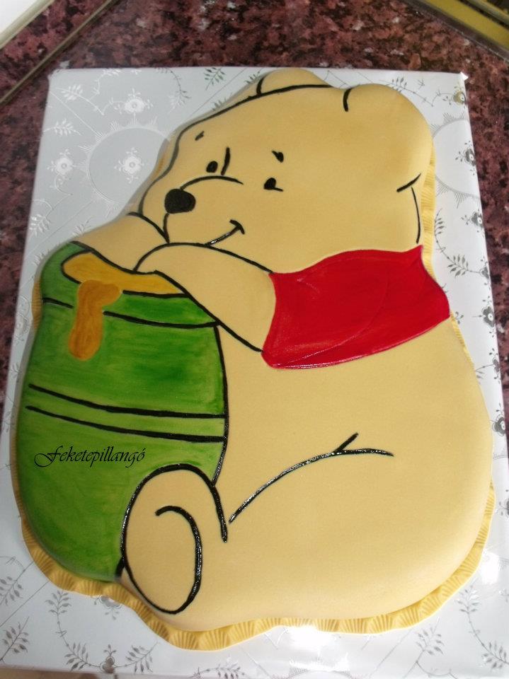 micimackós torta képek Édes illatok konyhája: Micimackó Torta micimackós torta képek
