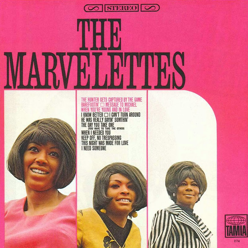 Marvelettes Beechwood 4 5789 Some Day Some Way