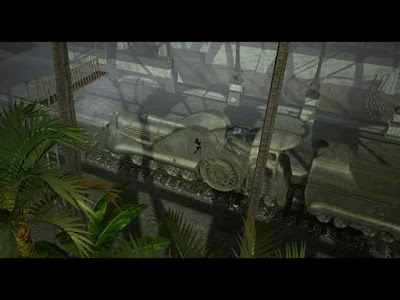 Syberia Train Screenshot