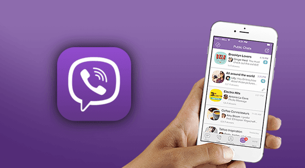 ميزة جديدة فى تطبيق فايبر تتيح للمستخدم إخفاء الصور والفيديوهات بعد رؤيتها