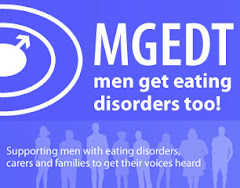 Proud to be a Trustee at Men Get Eating Disorders Too