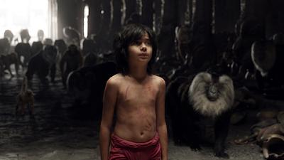 फिल्म द जंगल बुक के एक दृश्य में अभिनेता नील सेठी 'द जंगल बुक' अमेरिका से पहले भारत में रिलीज़ होगी