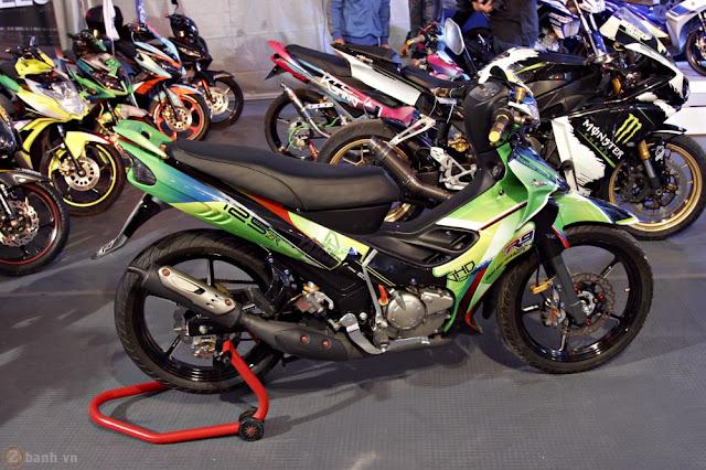 Đọ dáng cùng YaZ Racing phiên bản KTL Sang. 