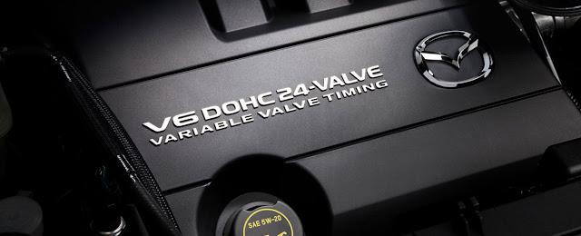 Động cơ V6 DOHC 24Valve 3.7 lít nhưng lại sản sinh ra công suất tới 274 mã lực