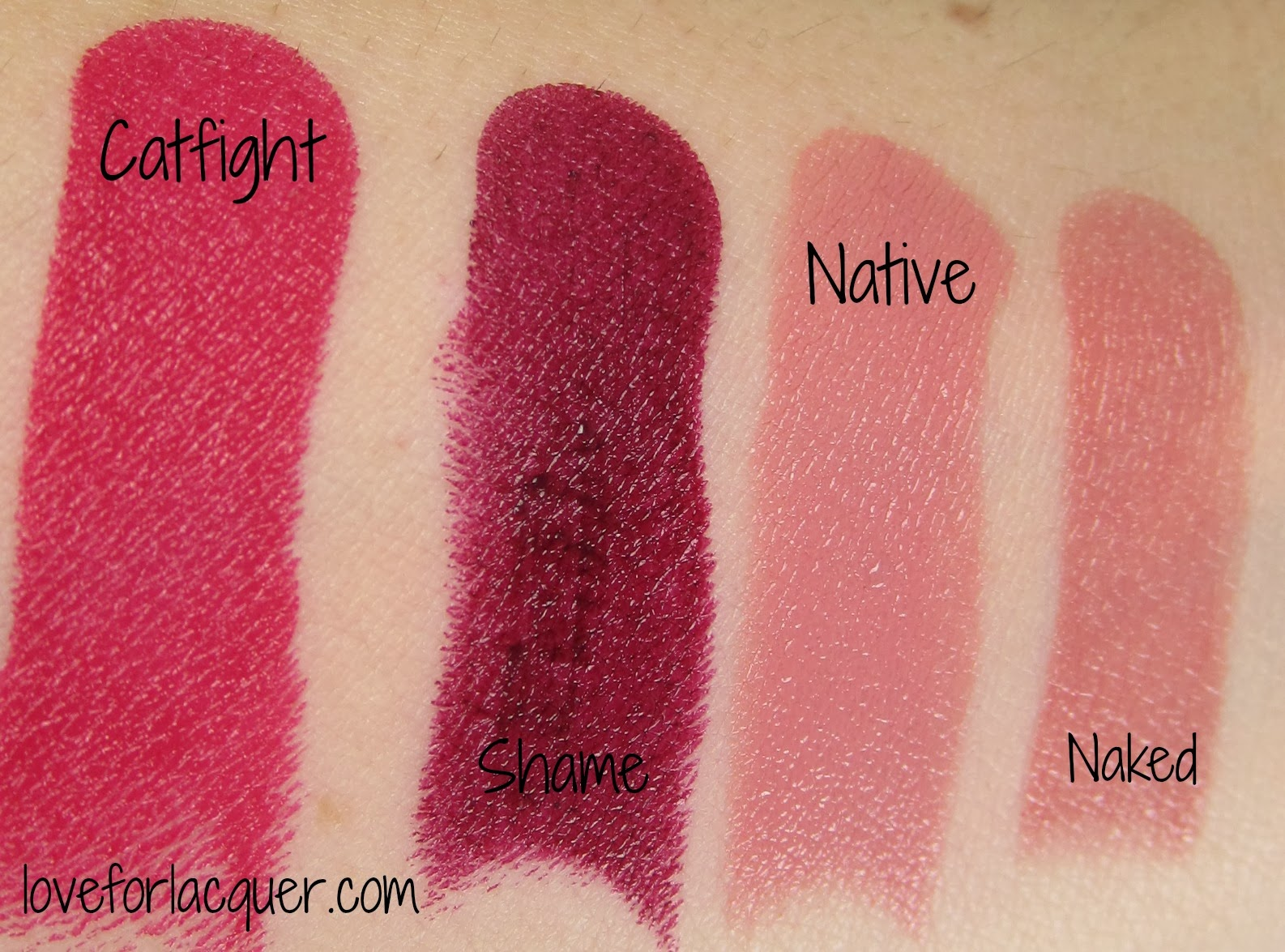 Revolution Lipstick by Urban Decay #18