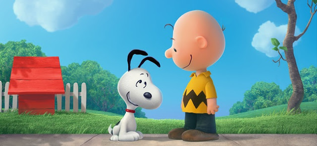 Snoopy and Charlie Brown : The Peanuts Movie | A Review