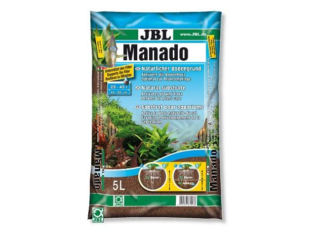 Phân nền JBL Manado 5L