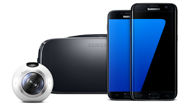 Samsung Galaxy S7 ve S7 Edge Akıllı Telefon