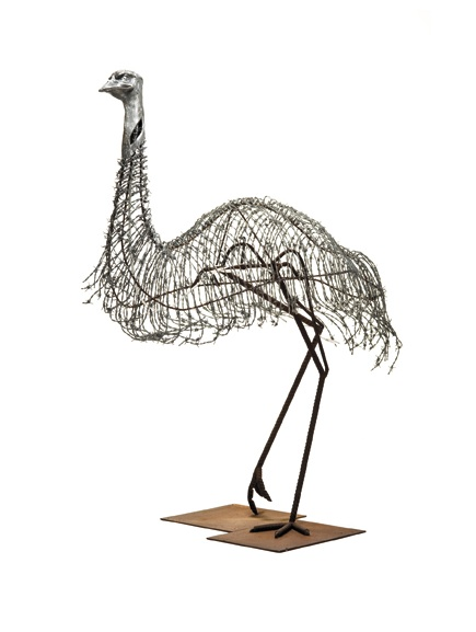 YOLK Collective: Menagerie: Contemporary Indigenous Sculpture