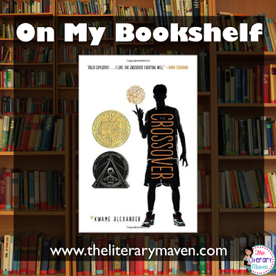 The Crossover by Kwame Alexander is a fast-paced novel written in verse. Josh, a 12-year old basketball player, must learn to balance school and basketball, as both family and friendships change. Read on for more of my review and ideas for classroom application.