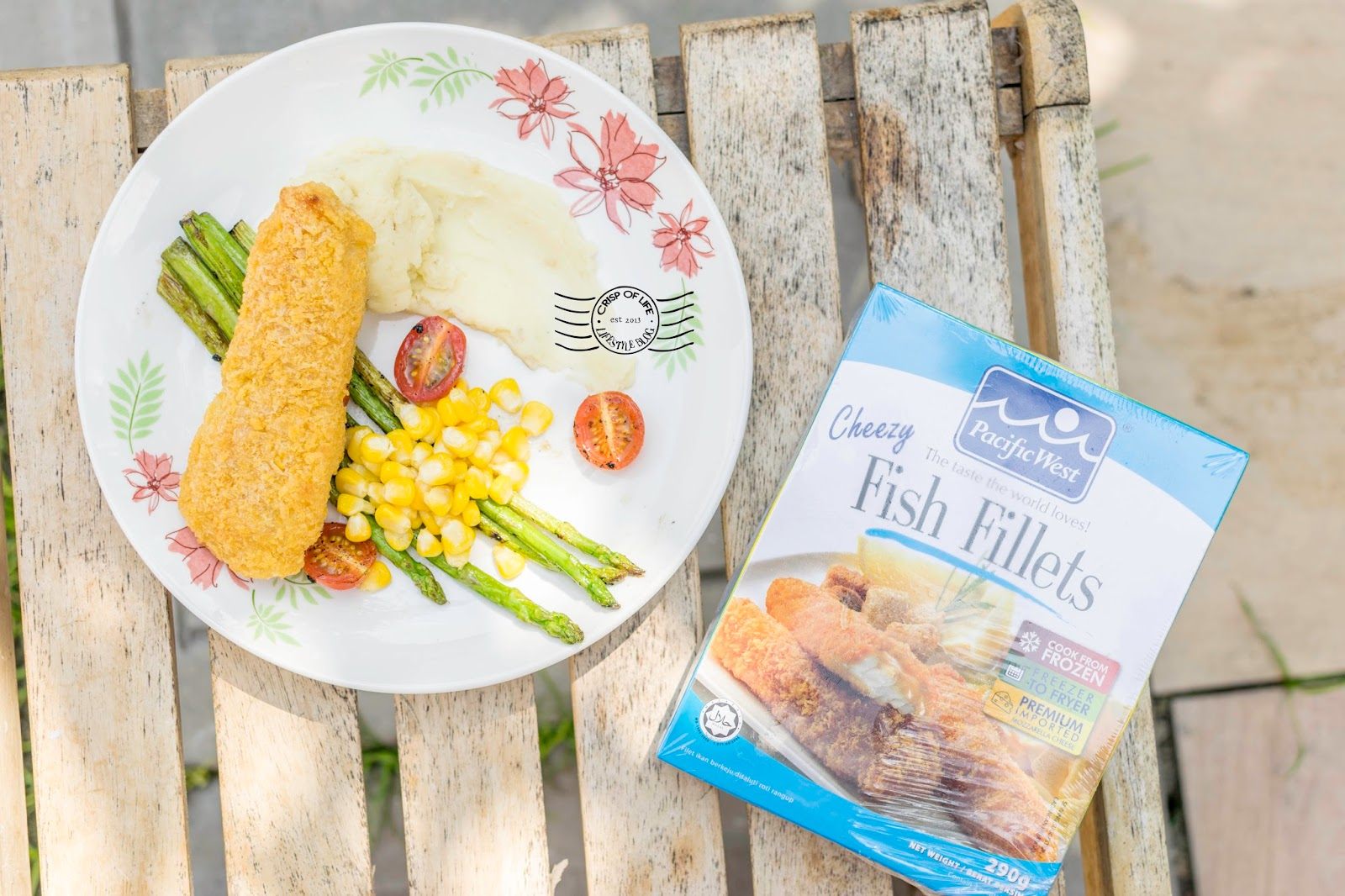 Easy western food recipe with pacific wests new cheezy fish fillets forumfinder