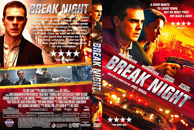 Break Night DVD Cover
