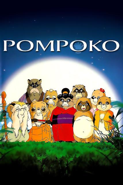 Cuộc Chiến Gấu Trúc (thuyết minh) - Pom Poko