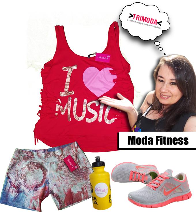 Fitness é na Trimoda