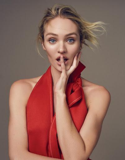 candice swanepoel sexy models photo shoot elle china magazine