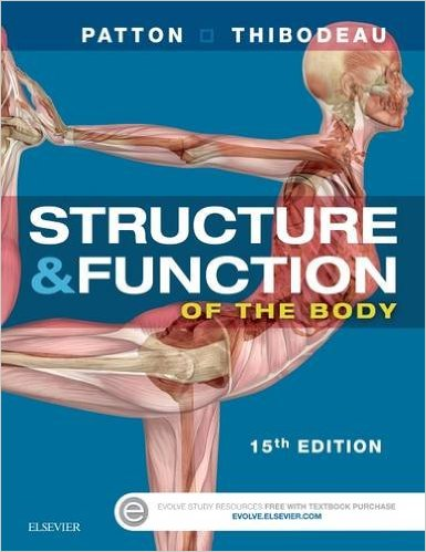 NEW! Patton Structure & Function 15th edition