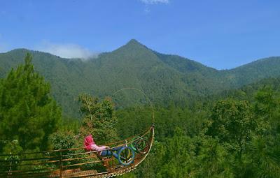 Rute Dan Lokasi Taman Wisata Genilangit Poncol Magetan
