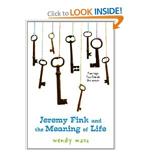BeTween Books: Jeremy Fink and the Meaning of Life by Wendy Mass