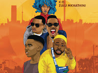DJ Maphorisa & DJ Raybel feat. Moonchild Sanelly, K.O. & Zulu Mkhathini - Iwalk Ye Phara ( Gqom ) [Download]